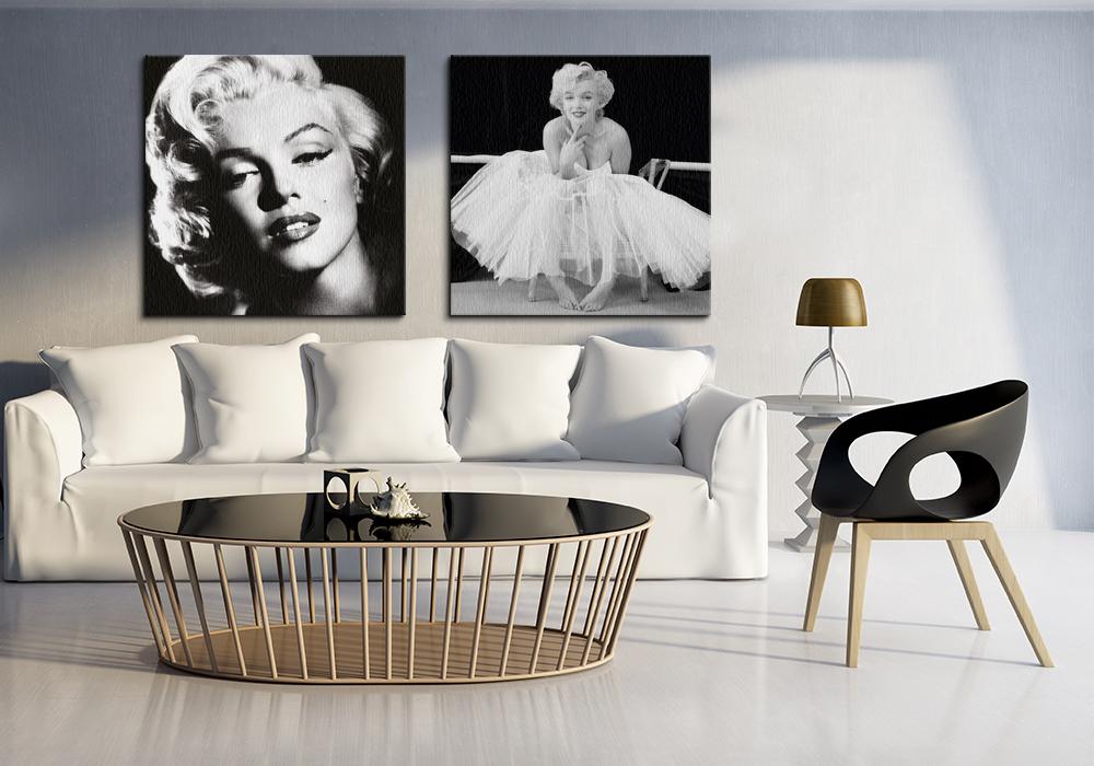 95cfb5d6be6acc Marilyn Monroe (Glamour) - Obraz na płótnie - nicestuff.pl