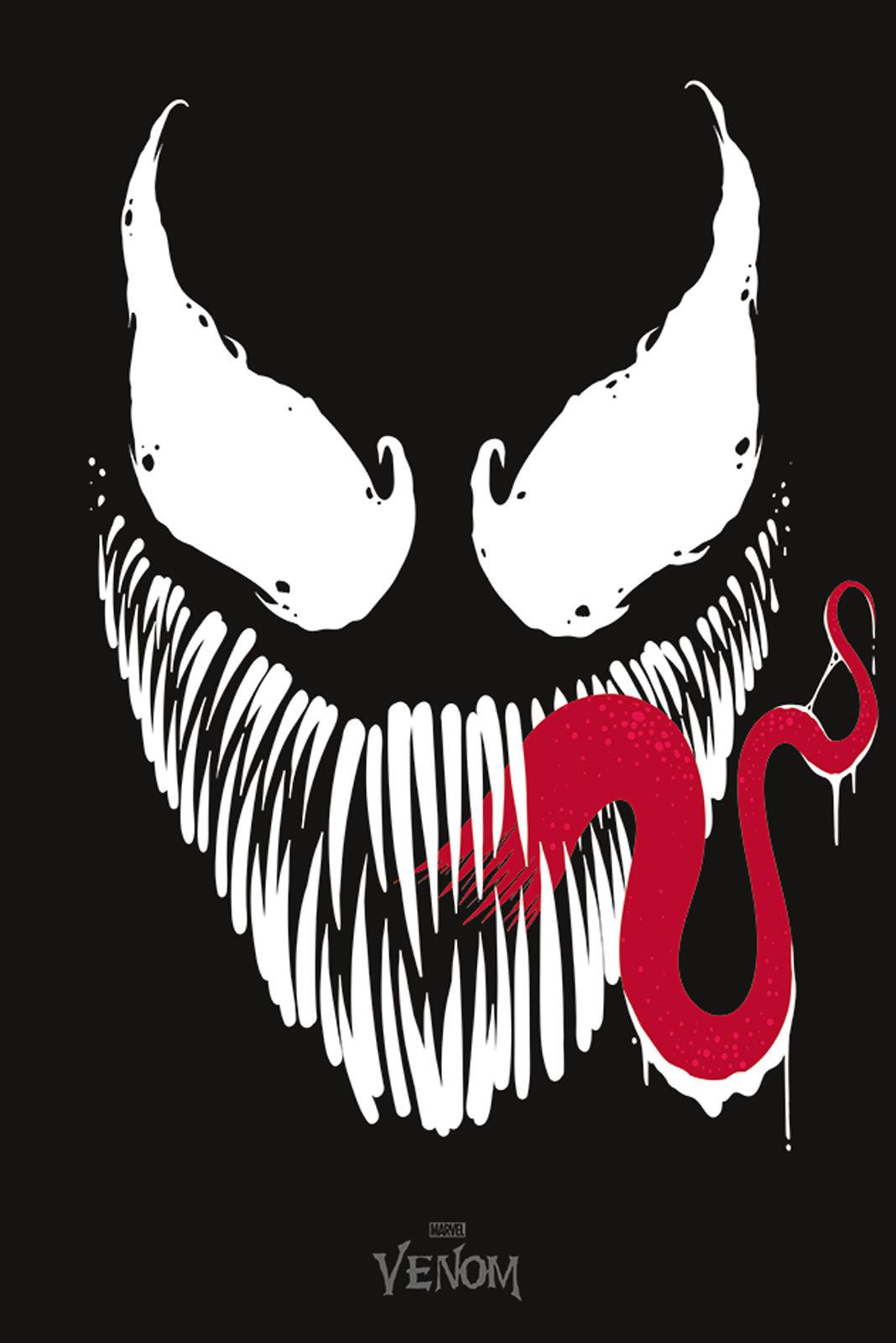 Plakaty Filmowe Venom Face Plakat Z Filmu 61x915 Cm