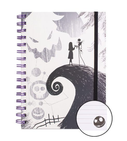 Nightmare Before Christmas - notes