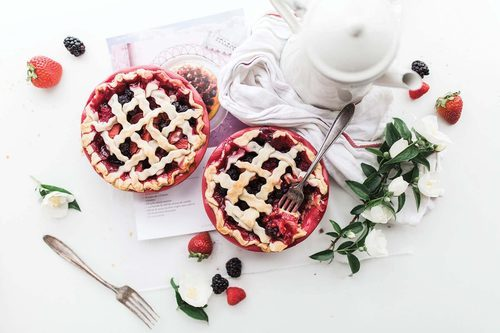Berry Pie - plakat