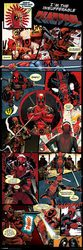 Deadpool Marvel - plakat