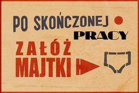 Plakaty Z Napisami Typografia Na Plakacie Sklep Z