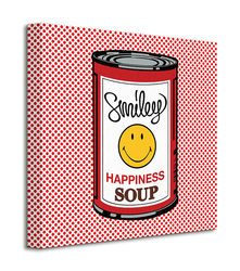 Smiley (Happiness Soup) - Obraz na płótnie