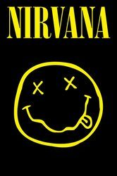Nirvana Smiley - plakat