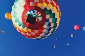 Balloon Rally - plakat