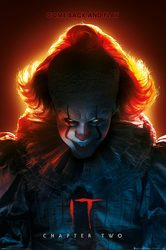 IT Chapter Two Come Back and Play - plakat filmowy