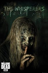 The Walking Dead The Whisperers - plakat filmowy