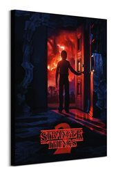 Stranger Things Doorway - obraz na płótnie