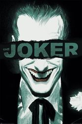 Joker Put On A Happy Face - plakat filmowy
