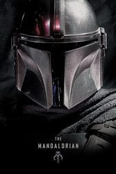 Star Wars The Mandalorian Dark - plakat filmowy