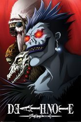 Death Note Shinigami - plakat z anime